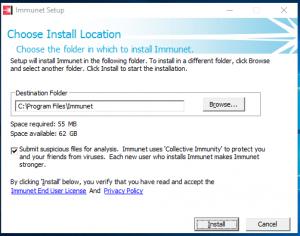 Installation of Personal Antivirus Software - Antivirus Software