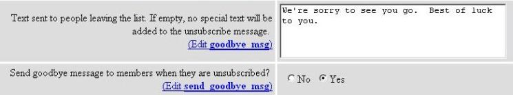 goodbye msg screenshot