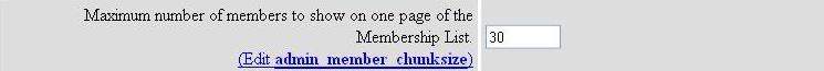 admin member screenshot