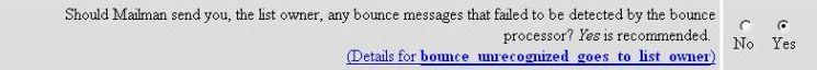 bounce unrecognized screenshot